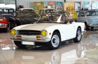 Triumph TR6 Injection 1973