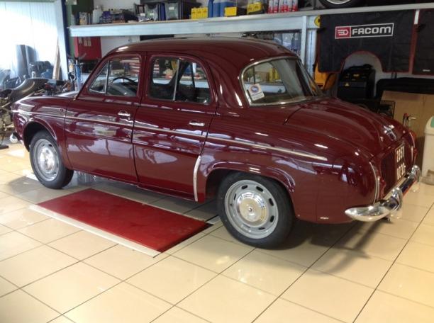 A Vendre For Sale Renault Dauphine Gordini R1095 1967