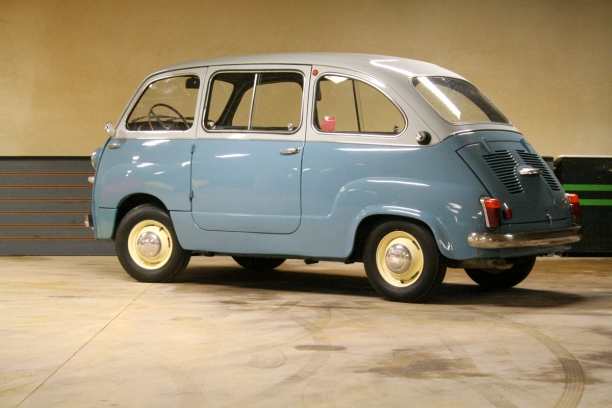 a vendre for sale fiat 600 multipla 1956. Black Bedroom Furniture Sets. Home Design Ideas