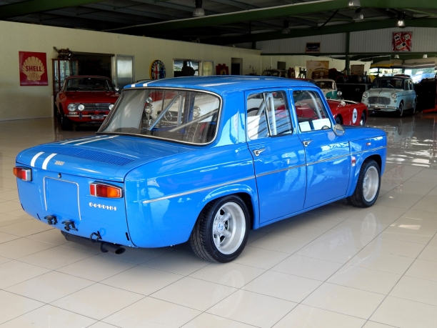 a vendre for sale renault 8 gordini r1135 1969. Black Bedroom Furniture Sets. Home Design Ideas