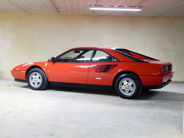a vendre for sale ferrari mondial 3 2 1989. Black Bedroom Furniture Sets. Home Design Ideas