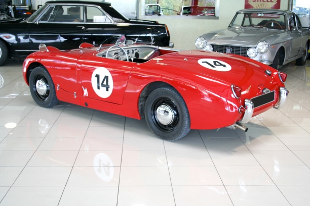 a vendre for sale austin healey sprite mk 1 frogeye 1960. Black Bedroom Furniture Sets. Home Design Ideas