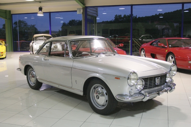 A vendre for sale fiat 1600s coupe pininfarina 1964 for Garage fiat englos horaires