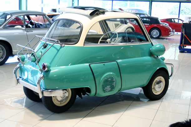 Connu A vendre / For Sale : BMW Isetta 300 1957 WT88