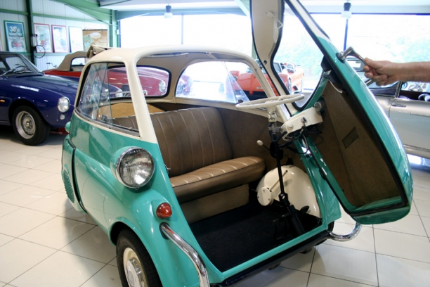 Fabuleux A vendre / For Sale : BMW Isetta 300 1957 AM34