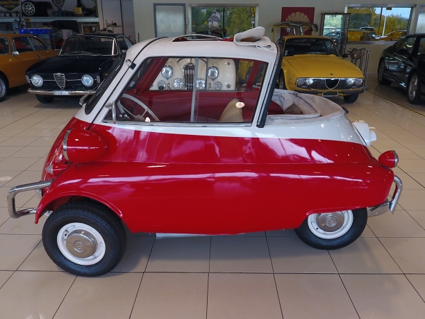 A vendre / For Sale : BMW Isetta 300 Cabriolet 1957