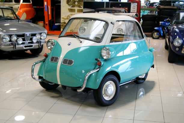A Vendre For Sale Bmw Isetta 300 1957